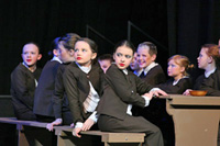 Millennium Stage School West Lothian Scotland